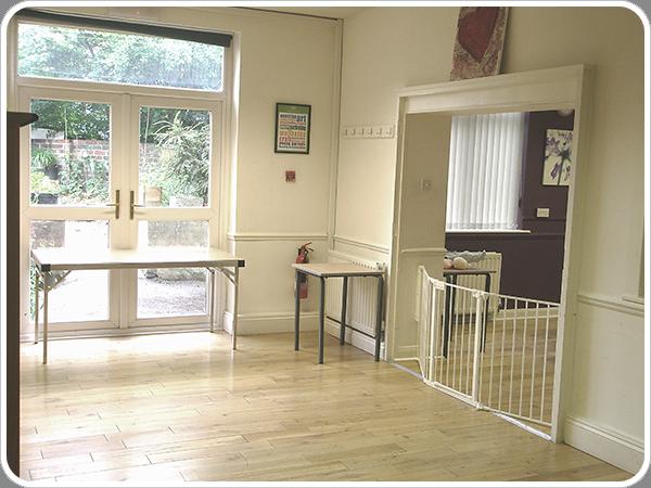 Devonshire room